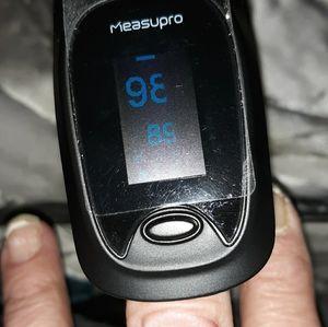 Measupro Pulse oximeter